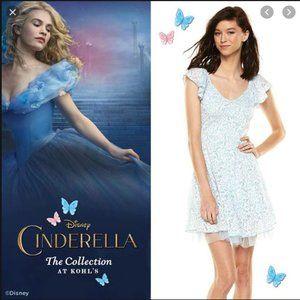Disney Cinderella Collection at Kohls Blue Dress